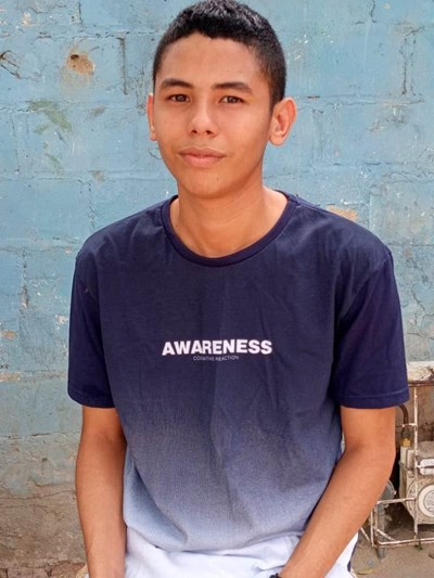 Help Juan Diego by becoming a child sponsor. Sponsoring a child is a rewarding and heartwarming experience.