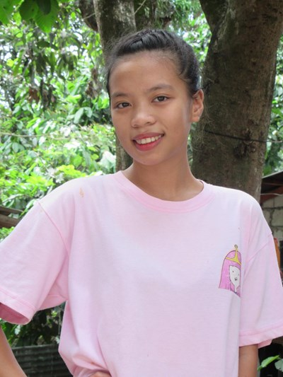 Help Karylle B. by becoming a child sponsor. Sponsoring a child is a rewarding and heartwarming experience.