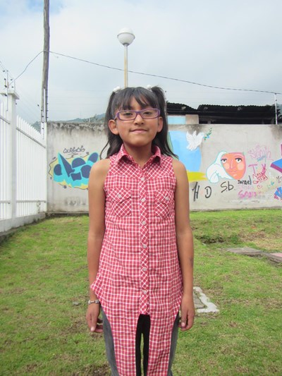 Help Maritza Esperanza by becoming a child sponsor. Sponsoring a child is a rewarding and heartwarming experience.