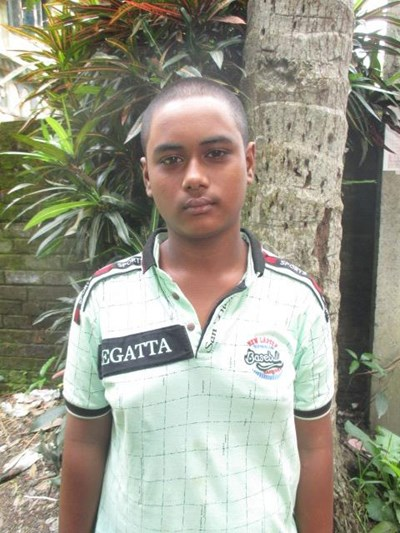 Help Arindam by becoming a child sponsor. Sponsoring a child is a rewarding and heartwarming experience.