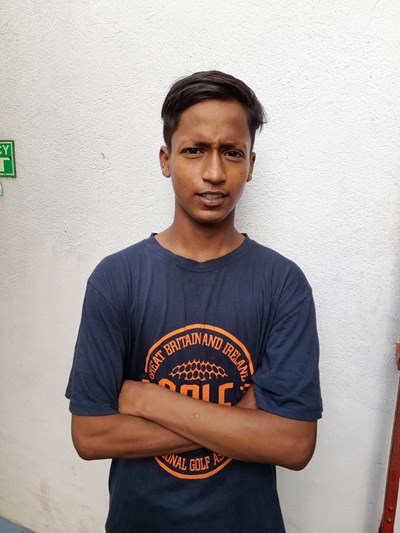 Help Ashis by becoming a child sponsor. Sponsoring a child is a rewarding and heartwarming experience.