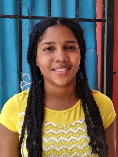 Help Mariela by becoming a child sponsor. Sponsoring a child is a rewarding and heartwarming experience.