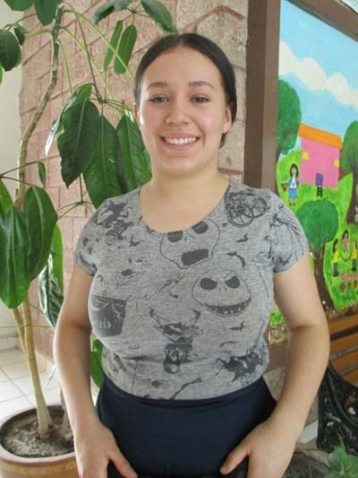 Ayude a Diana Jocelyn apadrinándole hoy. El apadrinamiento es una experiencia hermosa y gratificante.
