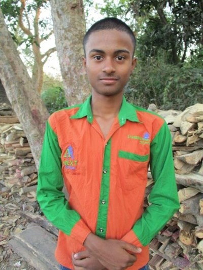 Help Soham by becoming a child sponsor. Sponsoring a child is a rewarding and heartwarming experience.