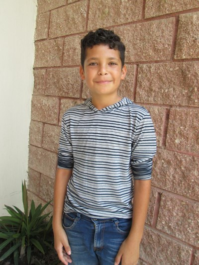 Help Elian Ernesto by becoming a child sponsor. Sponsoring a child is a rewarding and heartwarming experience.