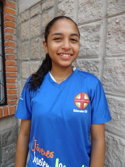 Help Melany Julieth by becoming a child sponsor. Sponsoring a child is a rewarding and heartwarming experience.