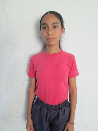 Help Dulce Sarahí by becoming a child sponsor. Sponsoring a child is a rewarding and heartwarming experience.