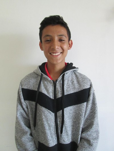 Help Miguel Ángel by becoming a child sponsor. Sponsoring a child is a rewarding and heartwarming experience.