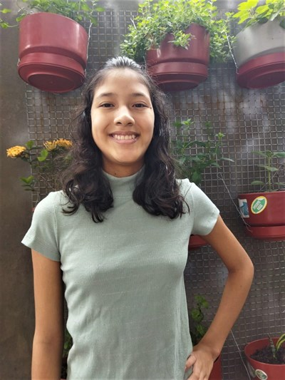 Help Isabel Nathaly by becoming a child sponsor. Sponsoring a child is a rewarding and heartwarming experience.
