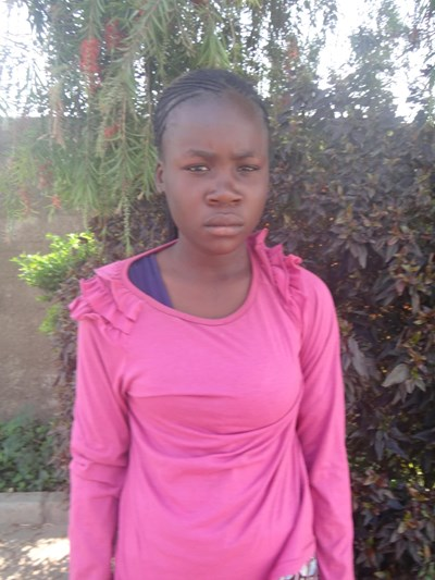 Help Lukia by becoming a child sponsor. Sponsoring a child is a rewarding and heartwarming experience.