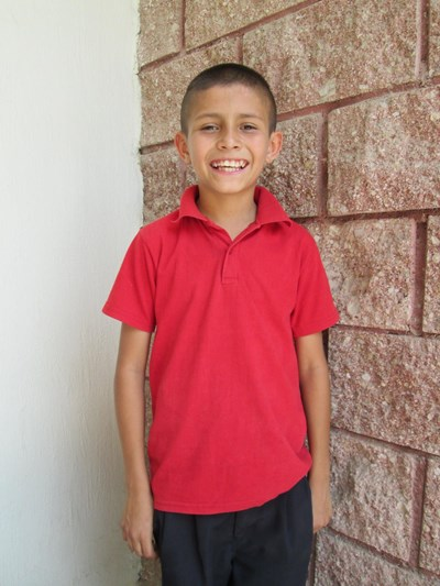 Help Abel De Jesús by becoming a child sponsor. Sponsoring a child is a rewarding and heartwarming experience.