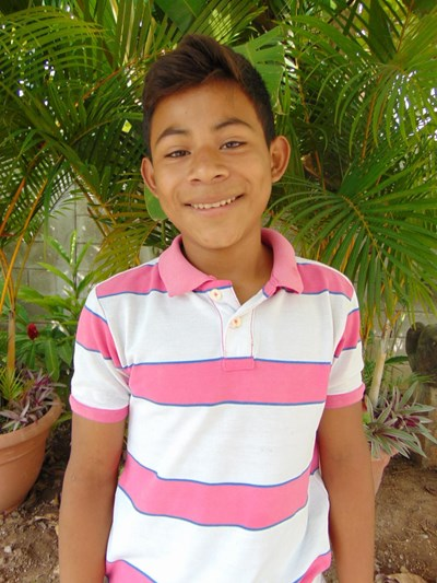 Help Briyan Alexander by becoming a child sponsor. Sponsoring a child is a rewarding and heartwarming experience.
