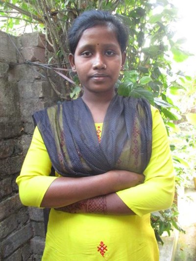 Help Moumita by becoming a child sponsor. Sponsoring a child is a rewarding and heartwarming experience.