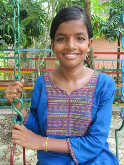Help Madhumita by becoming a child sponsor. Sponsoring a child is a rewarding and heartwarming experience.