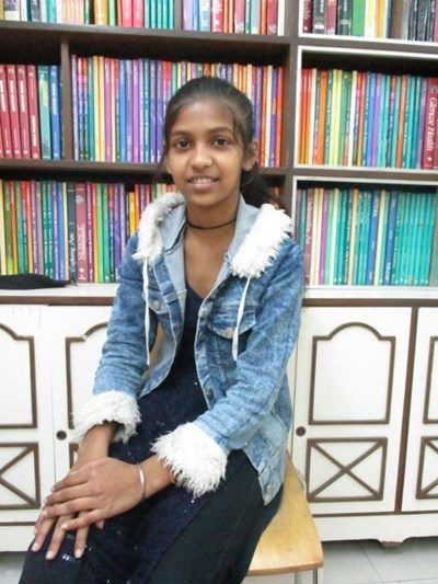 Help Sonam by becoming a child sponsor. Sponsoring a child is a rewarding and heartwarming experience.