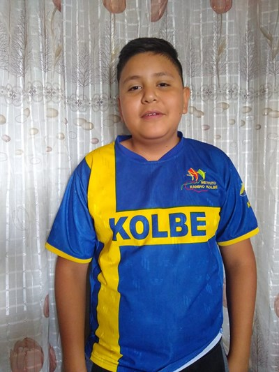 Help José Luis by becoming a child sponsor. Sponsoring a child is a rewarding and heartwarming experience.