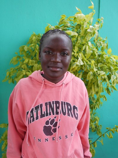 Help Abigail  Mpaso by becoming a child sponsor. Sponsoring a child is a rewarding and heartwarming experience.