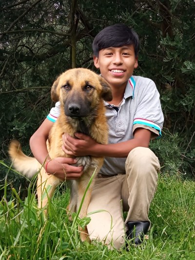 Help Juan Fernando by becoming a child sponsor. Sponsoring a child is a rewarding and heartwarming experience.