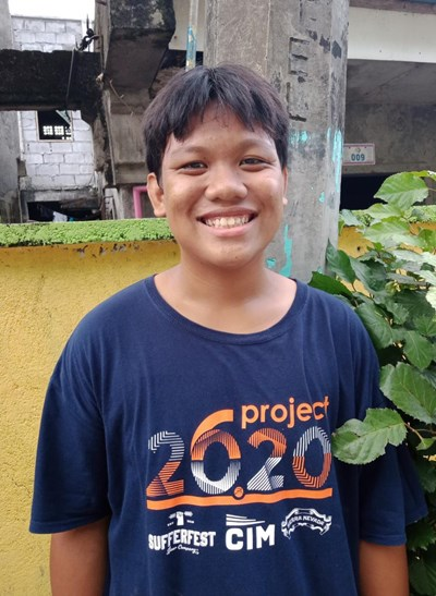 Help Kyle Adrian A. by becoming a child sponsor. Sponsoring a child is a rewarding and heartwarming experience.