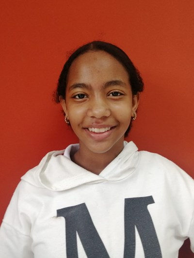Help Arianni Marcel by becoming a child sponsor. Sponsoring a child is a rewarding and heartwarming experience.