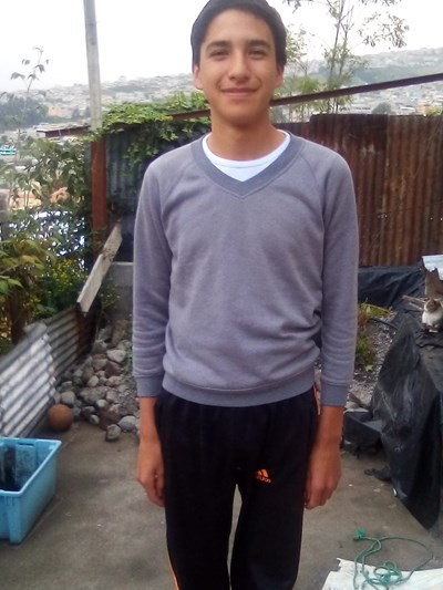 Help Cesar Alexander by becoming a child sponsor. Sponsoring a child is a rewarding and heartwarming experience.