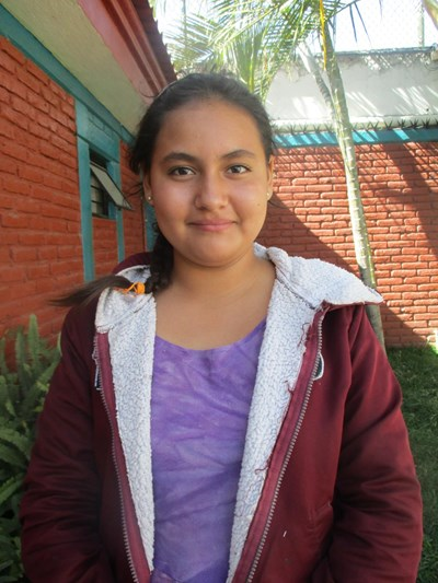 Help Yajaira Estefanía by becoming a child sponsor. Sponsoring a child is a rewarding and heartwarming experience.