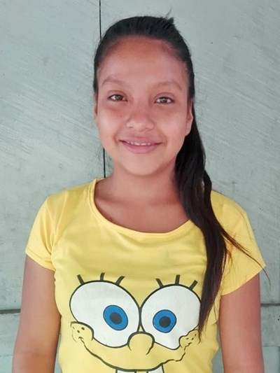 Help Iris Areli by becoming a child sponsor. Sponsoring a child is a rewarding and heartwarming experience.