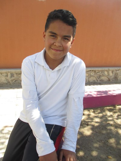 Help Christian Jovanni by becoming a child sponsor. Sponsoring a child is a rewarding and heartwarming experience.