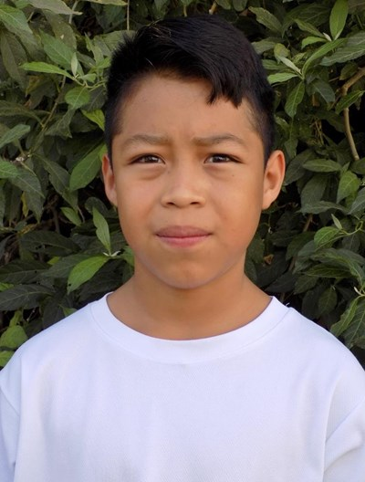 Help Alan Geovani by becoming a child sponsor. Sponsoring a child is a rewarding and heartwarming experience.