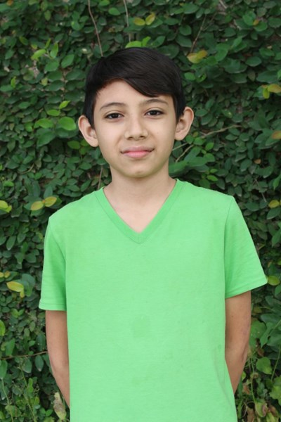 Help Eduardo Isai by becoming a child sponsor. Sponsoring a child is a rewarding and heartwarming experience.
