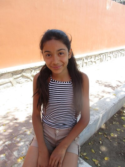 Help Valeria Denise by becoming a child sponsor. Sponsoring a child is a rewarding and heartwarming experience.