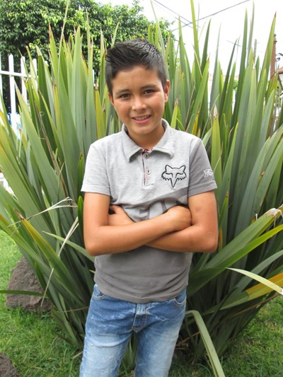 Help Fernando Miguel by becoming a child sponsor. Sponsoring a child is a rewarding and heartwarming experience.