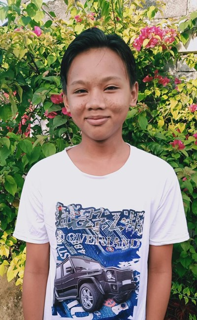 Help Niño Ezekiel by becoming a child sponsor. Sponsoring a child is a rewarding and heartwarming experience.