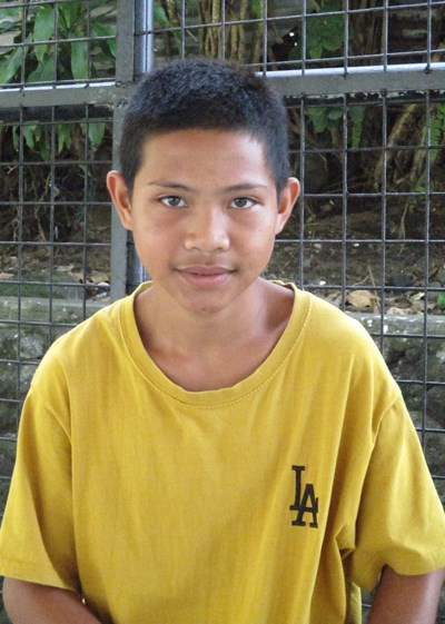 Help Reynand by becoming a child sponsor. Sponsoring a child is a rewarding and heartwarming experience.