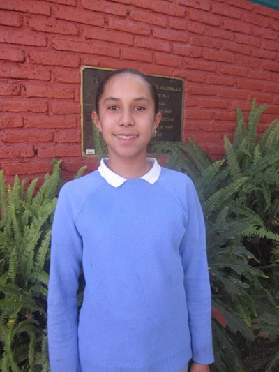Help Lourdes by becoming a child sponsor. Sponsoring a child is a rewarding and heartwarming experience.