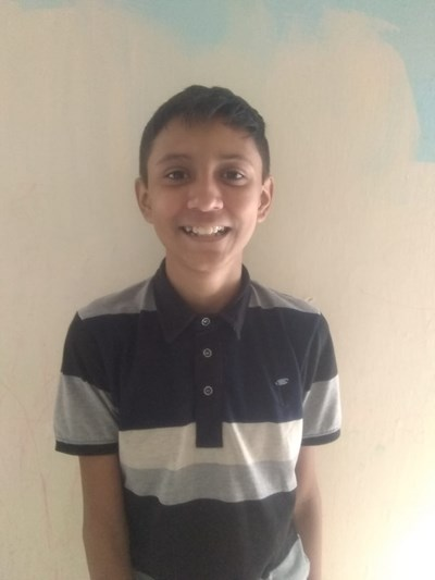 Help Abraham Gael by becoming a child sponsor. Sponsoring a child is a rewarding and heartwarming experience.