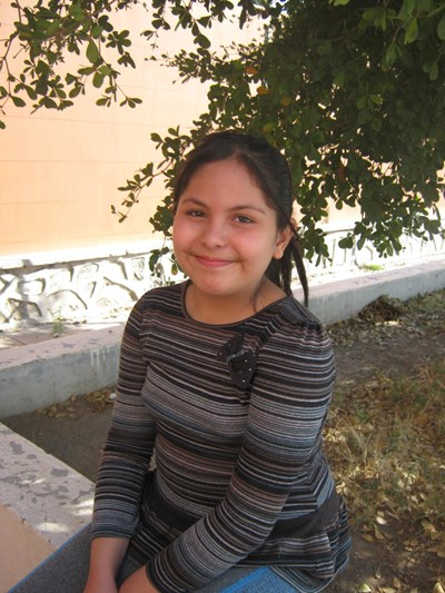 Help Lourdes Yaquelin by becoming a child sponsor. Sponsoring a child is a rewarding and heartwarming experience.