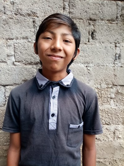 Help José Antonio by becoming a child sponsor. Sponsoring a child is a rewarding and heartwarming experience.
