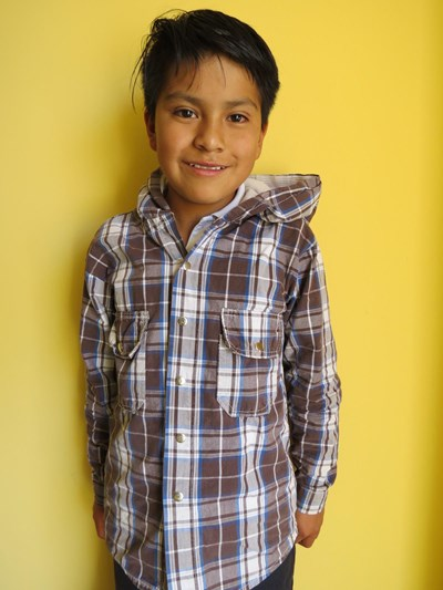Help Jose Benjamin by becoming a child sponsor. Sponsoring a child is a rewarding and heartwarming experience.