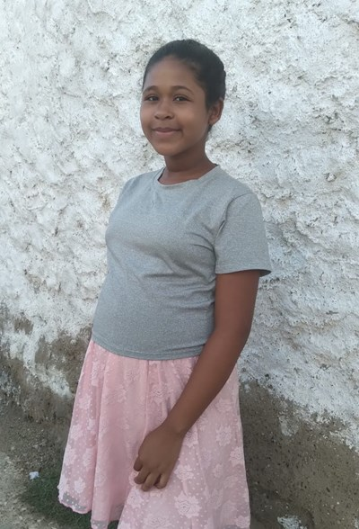 Help Saray Carolina by becoming a child sponsor. Sponsoring a child is a rewarding and heartwarming experience.