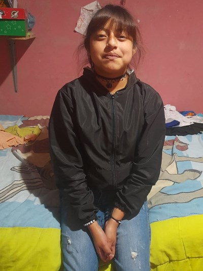 Help Medelaine Fernanda by becoming a child sponsor. Sponsoring a child is a rewarding and heartwarming experience.