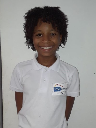 Help Shaymar Enrriqueta by becoming a child sponsor. Sponsoring a child is a rewarding and heartwarming experience.