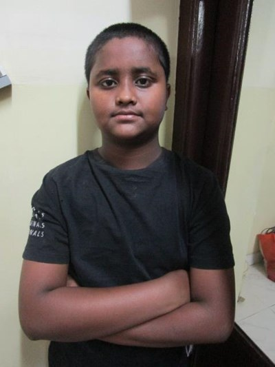Help Nilesh by becoming a child sponsor. Sponsoring a child is a rewarding and heartwarming experience.