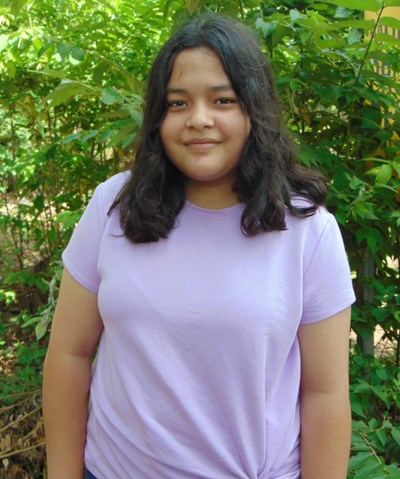 Help Karla Gissel by becoming a child sponsor. Sponsoring a child is a rewarding and heartwarming experience.