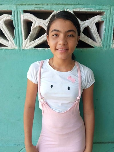 Help Merleidis Maria by becoming a child sponsor. Sponsoring a child is a rewarding and heartwarming experience.