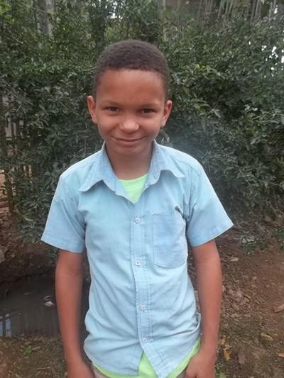 Help Adrison Manuel by becoming a child sponsor. Sponsoring a child is a rewarding and heartwarming experience.