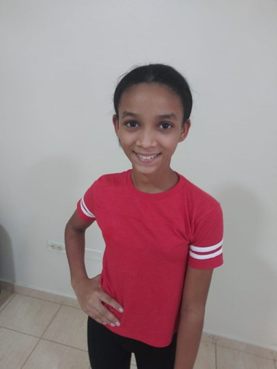 Help Brenda Michel by becoming a child sponsor. Sponsoring a child is a rewarding and heartwarming experience.