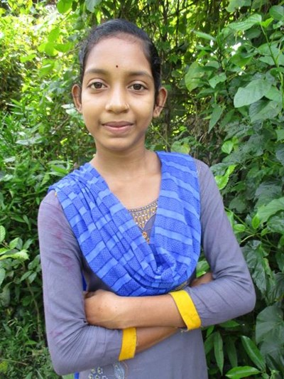 Help Bristi by becoming a child sponsor. Sponsoring a child is a rewarding and heartwarming experience.
