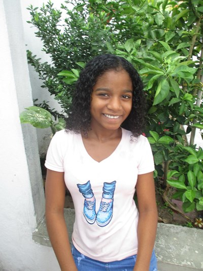 Help Kelly Johana by becoming a child sponsor. Sponsoring a child is a rewarding and heartwarming experience.