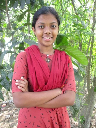 Help Neha by becoming a child sponsor. Sponsoring a child is a rewarding and heartwarming experience.